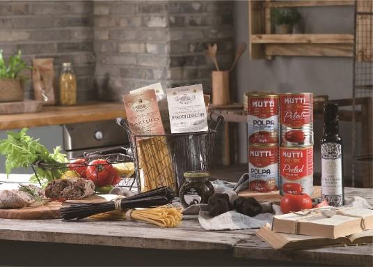 현대홈쇼핑이 전 세계 최초로 글로벌 프리미엄 식품브랜드인 '이탈리(EATALY) 시그니처 파스타 세트(사진)'를 선보인다고 29일 밝혔다. 사진=현대홈쇼핑 제공