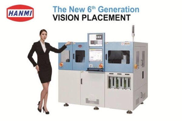 Hanmi Semiconductor's 6th generation Vision Placement