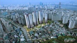 지역주택조합 아파트 '동작하이팰리스', 저렴한 공급가 눈길