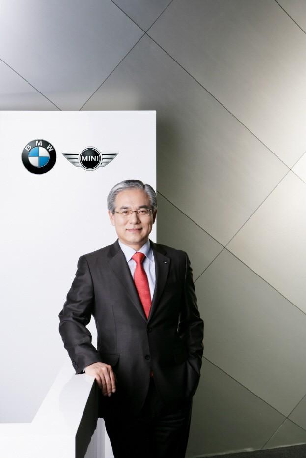 BMW 코리아, 김효준 회장‧한상윤 사장 체제 출범