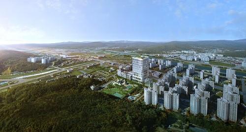 4호선 연장 오남역 역세권에 들어서는 진접해밀리움, 전 세대 모두 중소형 복층 오피스텔로 인기