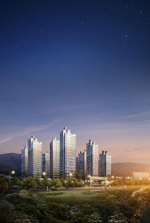 양우건설, 신규 중소형아파트 '구리 교문 양우내안애' 주택홍보관 오픈