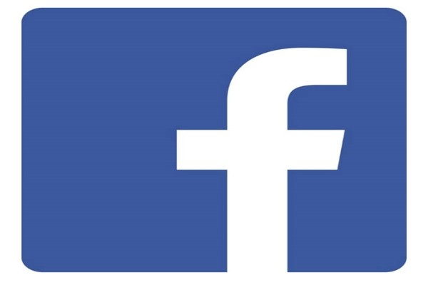 Facebook logo (Database from The Electronic Times)