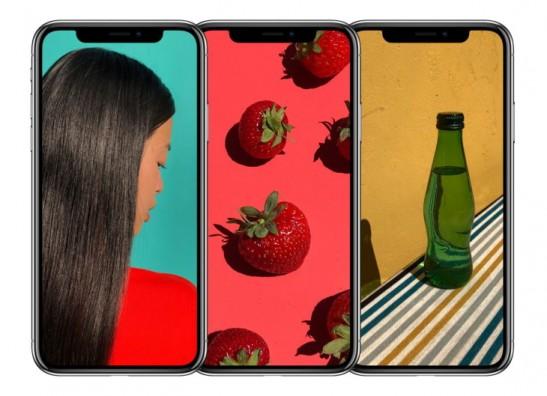 105만명 회원이 이용 중인 '올댓폰'이 갤럭시노트8, 아이폰8 및 아이폰x 모델 구매시 가격을 최대 70% 할인해 주는 이벤트를 벌인다고 14일 밝혔다. 아이폰X. 사진=옷댓폰 제공