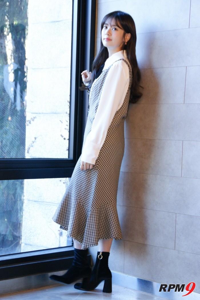 최근 전자신문엔터테인먼트는 서울 삼청동 휴플레이스 카페에서 tvN 월화드라마 '이번생은 처음이라' 종영인터뷰를 진행한 정소민과 만났다. (사진=박동선 기자)