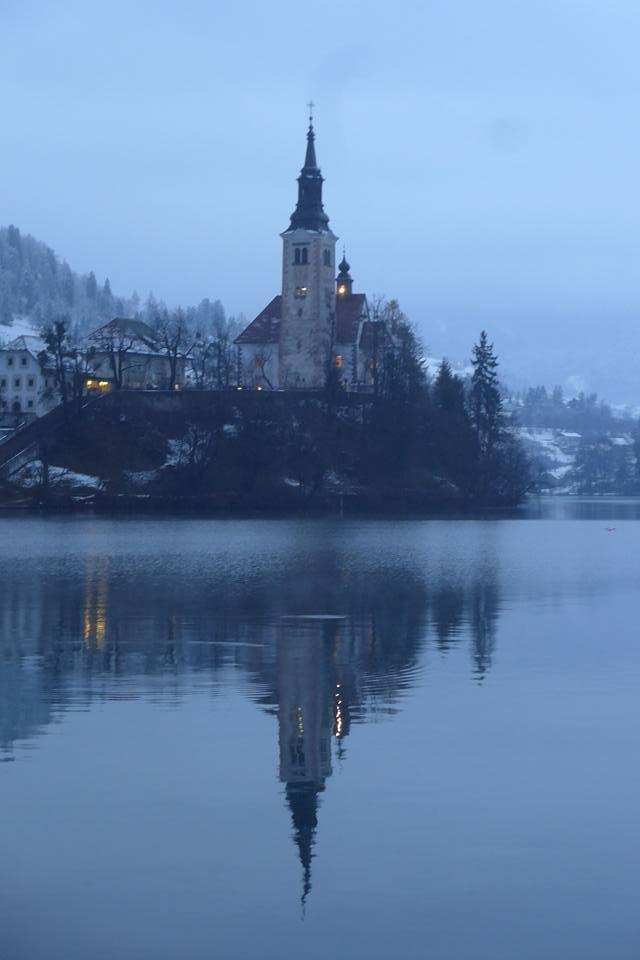 [허여사의 여행일기 발칸편 Day-10] 슬로베니아의 유일의 섬 '블레드 섬'에 가다