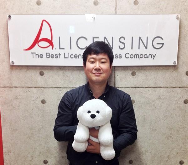 CEO Lee Yongsoo of ART Licensing