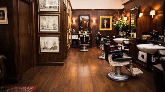 [안준철의  라이프 트렌드  읽기]  젠더리스 시대의 퀘렌시아, Barber shop