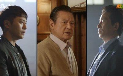 [ET-ENT 드라마] '언터처블'(9) 매회 권력구도가 바뀐다, 이제는 진구, 박근형 그리고 최종원