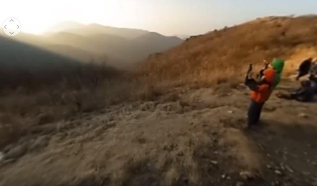 필자는 이 경험을 360 영상으로 담아서 유튜브에 공유했다. 주소는 https://youtu.be/TJAn8Npn7jI