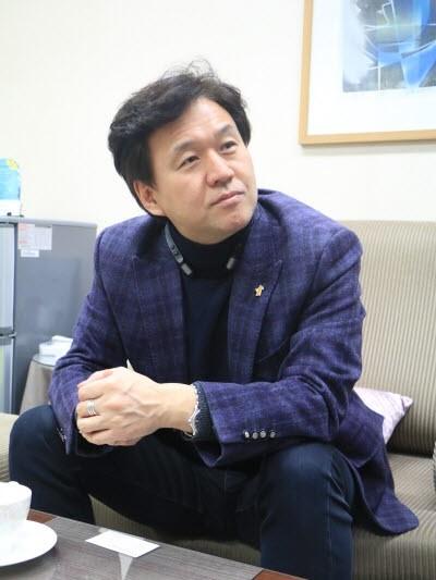 권수영 교수. 사진=전자신문엔터테인먼트 제공
