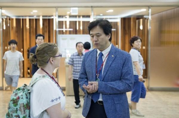 제1회 상담의 날(2017). 사진=한국상담진흥협회 제공