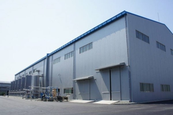 Picture of Cosmo EcoChem's cobalt sulfate production plant located in Ulsan (Picture = Cosmo EcoChem)