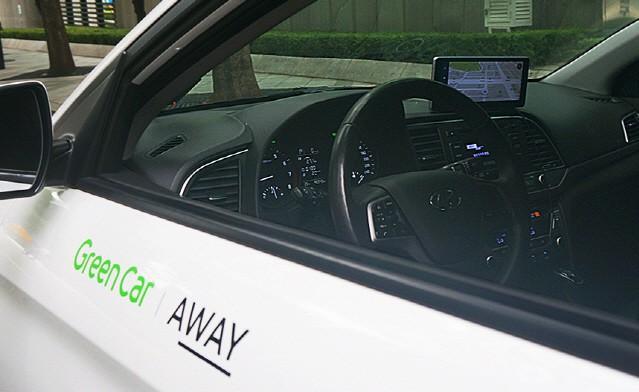 [체험기] 그린카·네이버의 차량 인포테인먼트 시스템을 만나다