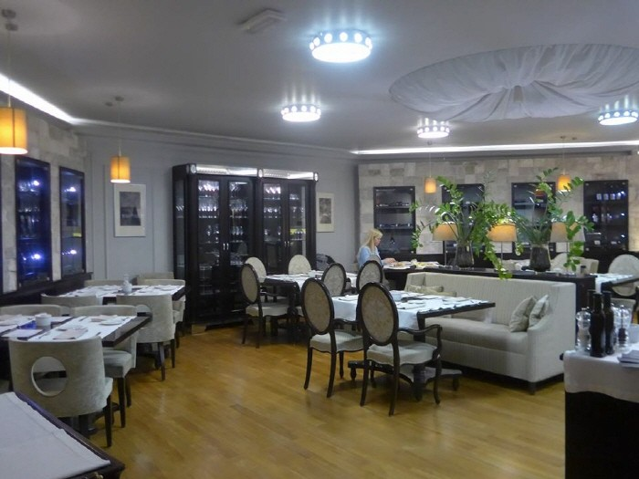 호텔 식당