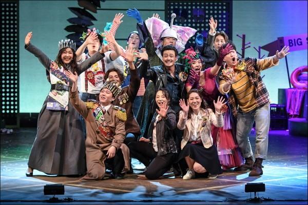 가족음악극 '한여름 밤의 꿈' 공연사진. 사진=세종문화회관 제공