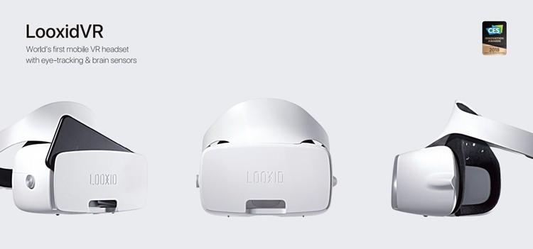 CES 2018서 VR 혁신상을 받은 룩시드랩스의 '룩시드vR'