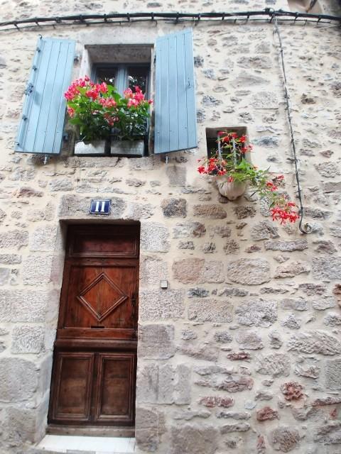 피자크의 아름다운 주택