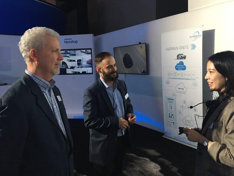 삼성SDS와 하만이 자동차 업계를 대상으로 공동으로 리테일 마케팅이 나선다