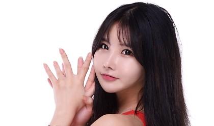 포켓걸스 연지, 1인 9색의 화보 공개