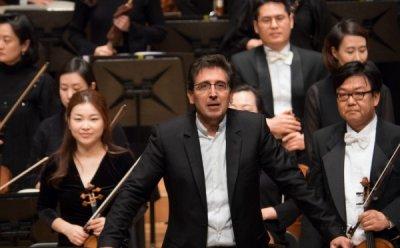 [ET-ENT 클래식] '서울시향 2018 신년음악회' 경쾌한 지휘자와 신나는 시작을!