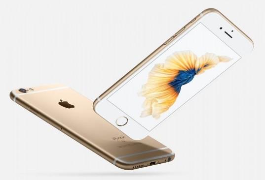 105만명의 회원이 이용하는 '올댓폰'에서 아이폰6 32기가 제품을 공짜에, 아이폰6s 128기가 제품을 4만원 각각 판매하는 '재고떨이 이벤트'를 벌인다고 11일 밝혔다. 아이폰6. 사진=올댓폰 제공