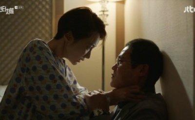 [ET-ENT 드라마] '언터처블'(11) 김성균뿐만 아니라, 진구와 고준희 또한 아버지의 그늘 안에?