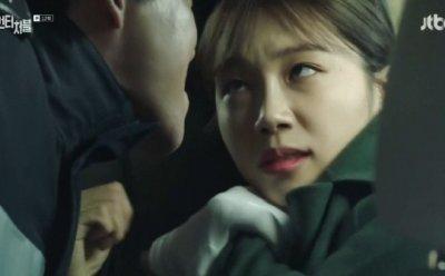 [ET-ENT 드라마] '언터처블'(12) 정은지, 진구, 지윤하의 트라우마, 극한의 공포