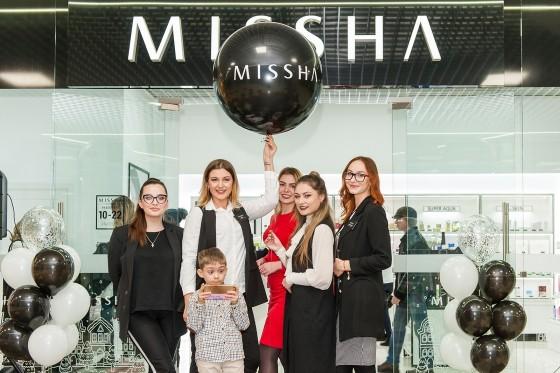 미샤는 최근 벨라루스 수도 민스크에 미샤 매장 2개를 동시 오픈했다. 두 매장은 시내 대형 쇼핑몰인 '다나(Dana)몰'과 '자목(Zamok)몰'에 각각 문을 열었다. 사진=미샤 제공