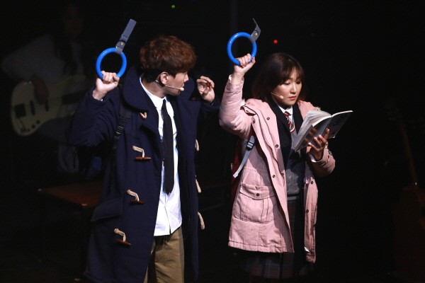 몽니 뮤직 드라마 콘서트 '2018 Grown up' 공연사진. 사진=모던보이엔터테인먼트 제공
