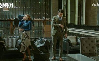 [ET-ENT 드라마] '화유기'(4-5) 오연서는 이승기의 자기대상, 차승원은 이엘의 자기대상