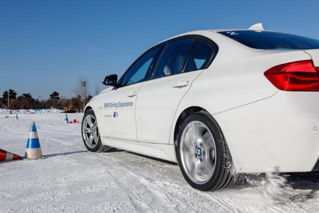 [체험기] BMW가 겨울왕국에 초대한 이유는?