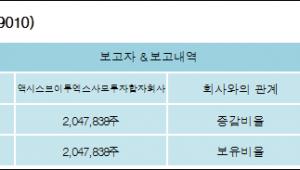 [ET투자뉴스][켐트로닉스 지분 변동] 액시스브이투엑스사모투자합자회사 외 1명 14.15%p 증가, 14