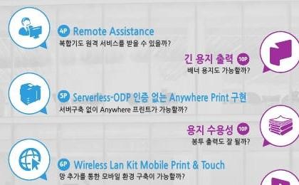 한국후지제록스, 디지털 복합기 '아페오스포트-VI C7771' 시리즈 출시
