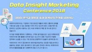 전자신문인터넷, '데이터 인사이트 마케팅 컨퍼런스 2018' 오는 2월 6일 개최