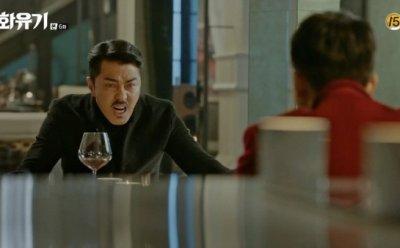 [ET-ENT 드라마] '화유기'(6-1) 본성을 억제하는 이성, 타고난 요괴의 기질대로 살지 않으려고 끊임없이 노력하는 차승원