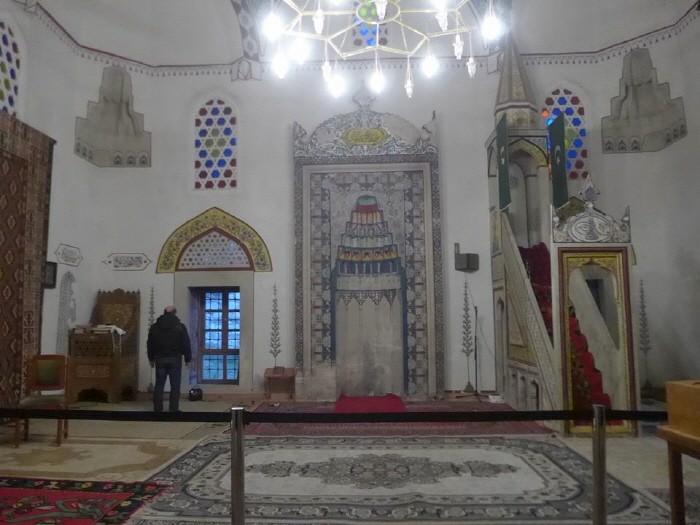 모스크 내부