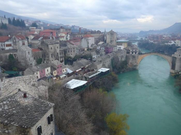 [허여사의 여행일기 발칸편 Day-23] 보스니아 모스타르 도시 탐방