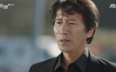 [ET-ENT 드라마] '언터처블'(16) 박근형을 훼손할 수 없어 자기를 스스로 훼손한 신정근