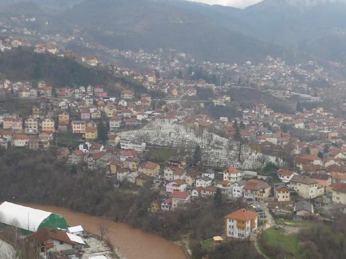 [허여사의 여행일기 발칸편 Day-25] 가슴 먹먹한 역사를 가진 '사라예보'