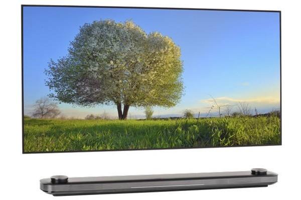 LG's OLED 65W7P