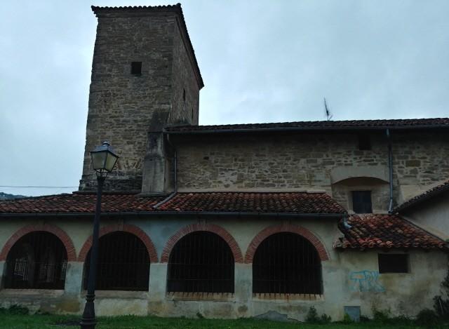 바리의 산 니콜라스 교구 성당 (Iglesia Parrroquial San Nicolás de Bari)