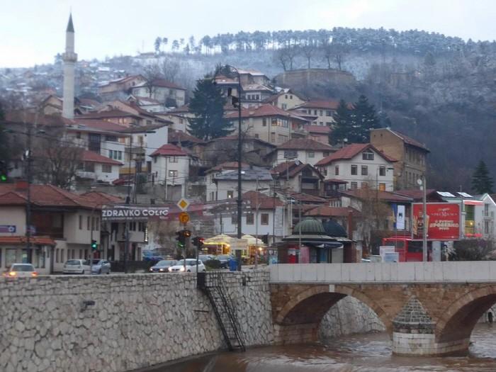 사라예보 시내