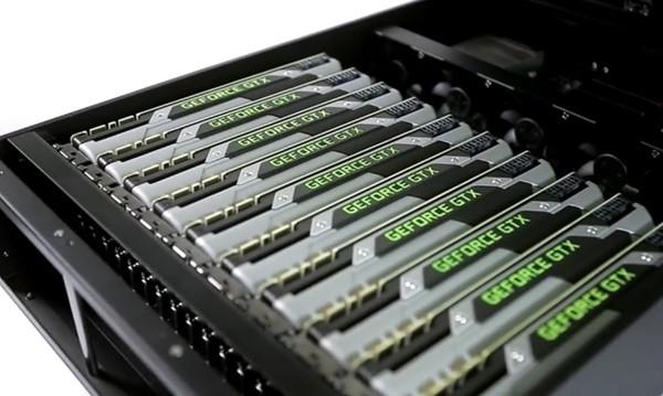 코코링크는 2016년 8월 세계최초로 하나의 HPC보드에 20개의 GPU를 꽂아 컴퓨팅 처리 성능을 크게 높인 쾌거로 톱500에 소개되기도 했다. 사진=코코링크