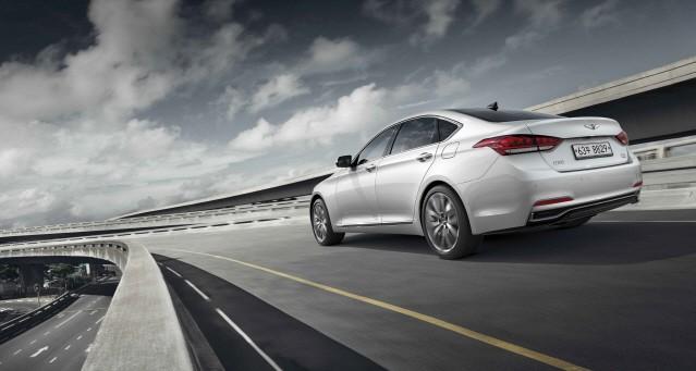 제네시스, G80에 디젤 추가…벤츠 E클래스·BMW 5시리즈 '정면 대결'