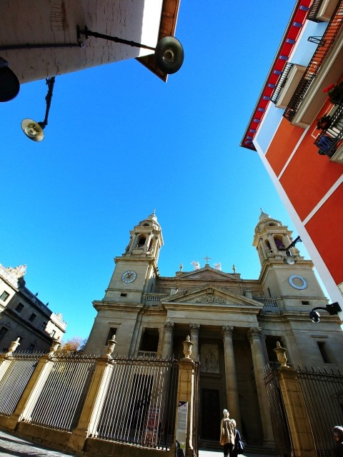 팜플로나 산타 마리아 대성당.