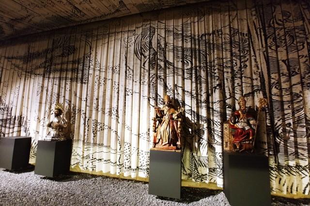 팜플로나 산타 마리아 대성당 박물관.