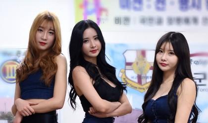 포켓걸스, 평창 동계올림픽 성공개최 기원 공연 참가