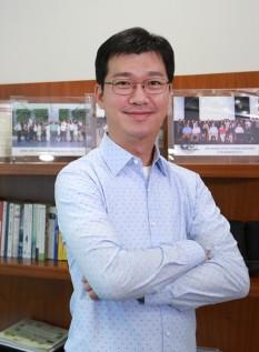 한국암웨이 신임 최고영업책임자(CSO: Chief Sales Officer)에 오른 마이크 김(Mike Kim, 39) 전무이사. 사진=한국암웨이 제공