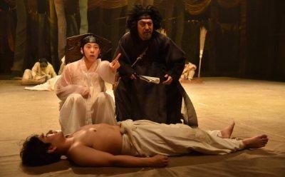 [ET-ENT 연극] '템페스트' 셰익스피어와 삼국유사! 발칙함과 진지함, 역동성의 향연!